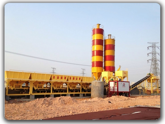 Rapport Soil Mixing Plant